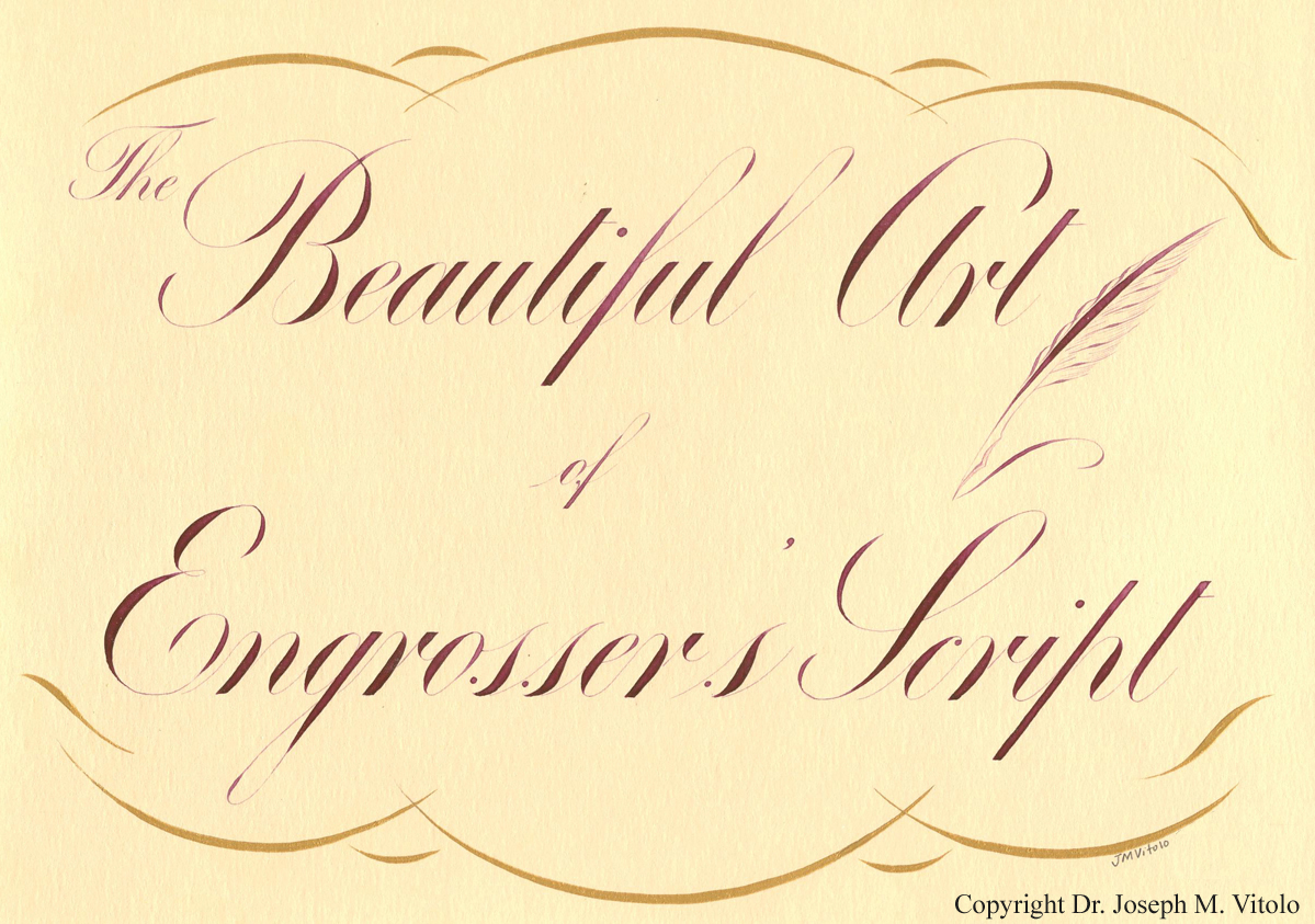 What s the difference between copperplate and engrosser