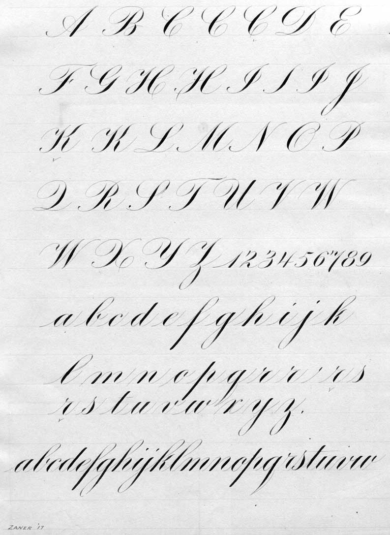 Mastering Copperplate Calligraphy A Step-by-Step Manual by Eleanor Winters